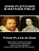 Four Plays in One