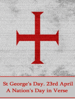 St. Georges Day. 23rd April