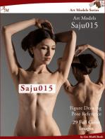 Art Models Saju015: Figure Drawing Pose Reference