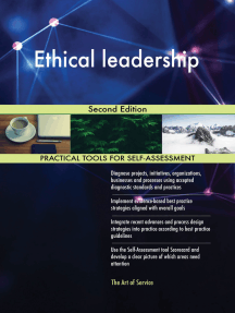 Ethical leadership Second Edition