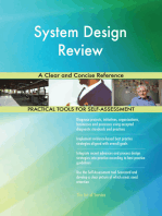 System Design Review A Clear and Concise Reference