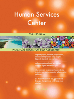 Human Services Center Third Edition