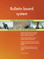 Bulletin board system A Clear and Concise Reference