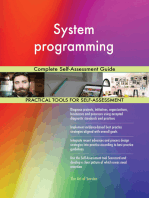System programming Complete Self-Assessment Guide