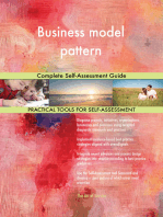 Business model pattern Complete Self-Assessment Guide