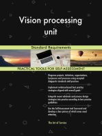Vision processing unit Standard Requirements
