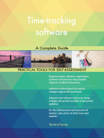 Time-tracking software A Complete Guide