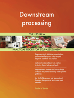 Downstream processing Third Edition