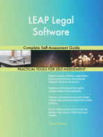 LEAP Legal Software Complete Self-Assessment Guide