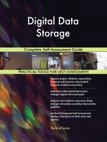 Digital Data Storage Complete Self-Assessment Guide
