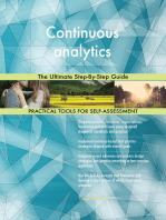 Continuous analytics The Ultimate Step-By-Step Guide