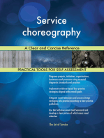 Service choreography A Clear and Concise Reference