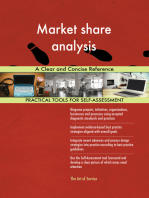 Market share analysis A Clear and Concise Reference