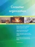 Consumer organization Second Edition