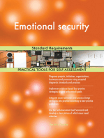 Emotional security Standard Requirements