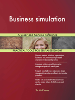 Business simulation A Clear and Concise Reference