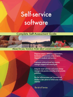 Self-service software Complete Self-Assessment Guide