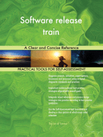 Software release train A Clear and Concise Reference