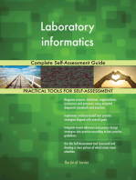 Laboratory informatics Complete Self-Assessment Guide