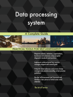 Data processing system A Complete Guide