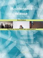 Maintenance release Third Edition