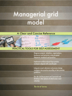 Managerial grid model A Clear and Concise Reference