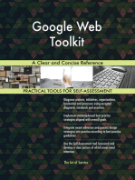 Google Web Toolkit A Clear and Concise Reference