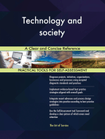 Technology and society A Clear and Concise Reference
