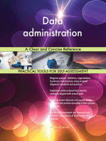 Data administration A Clear and Concise Reference