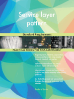 Service layer pattern Standard Requirements