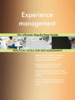 Experience management The Ultimate Step-By-Step Guide