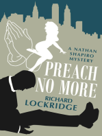 Preach No More