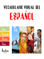 Vocabulario visual del español