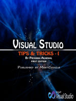 Visual Studio Tips and Tricks