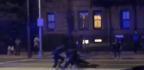 Video Shows Police Tackling, Punching Black Harvard Student