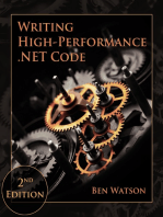 Writing High-Performance .NET Code, 2nd Edition