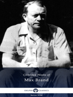 Delphi Collected Works of Max Brand US (Illustrated)