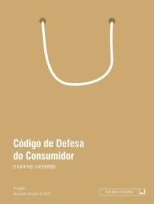 Consumidor: CDC e normas correlatas