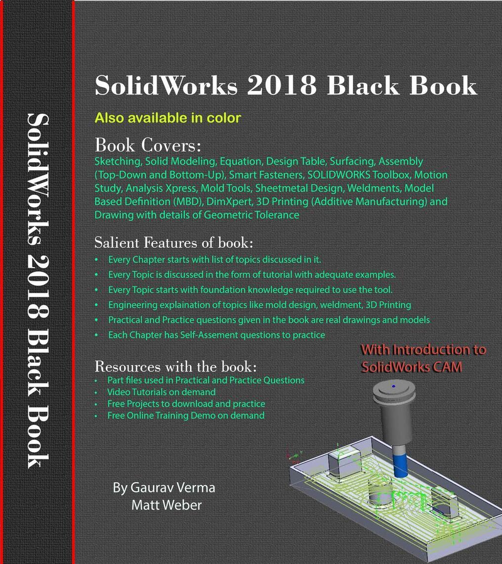 SolidWorks 2018 Black Book by Gaurav Verma and Matt Weber - Read Online