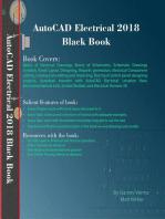 AutoCAD Electrical 2018 Black Book