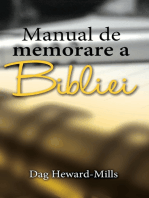 Manual De Memorare A Bibliei