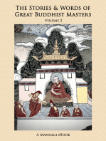 The Stories and Words of Great Buddhist Masters, Vol. 2 eBook