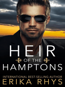 Heir of the Hamptons: The Heirs of Manhattan Series, #1