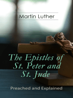 The Epistles of St. Peter and St. Jude - Preached and Explained