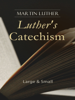 Luther's Catechism