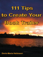 111 Tips to Create Your Book Trailer
