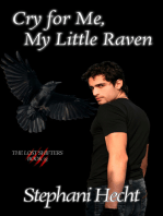 Cry for Me, My Little Raven (Lost Shifters #33)