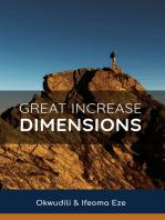 Great Increase Dimension