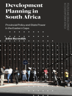 Development Planning in South Africa