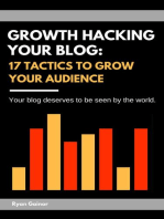 Growth Hacking Your Blog